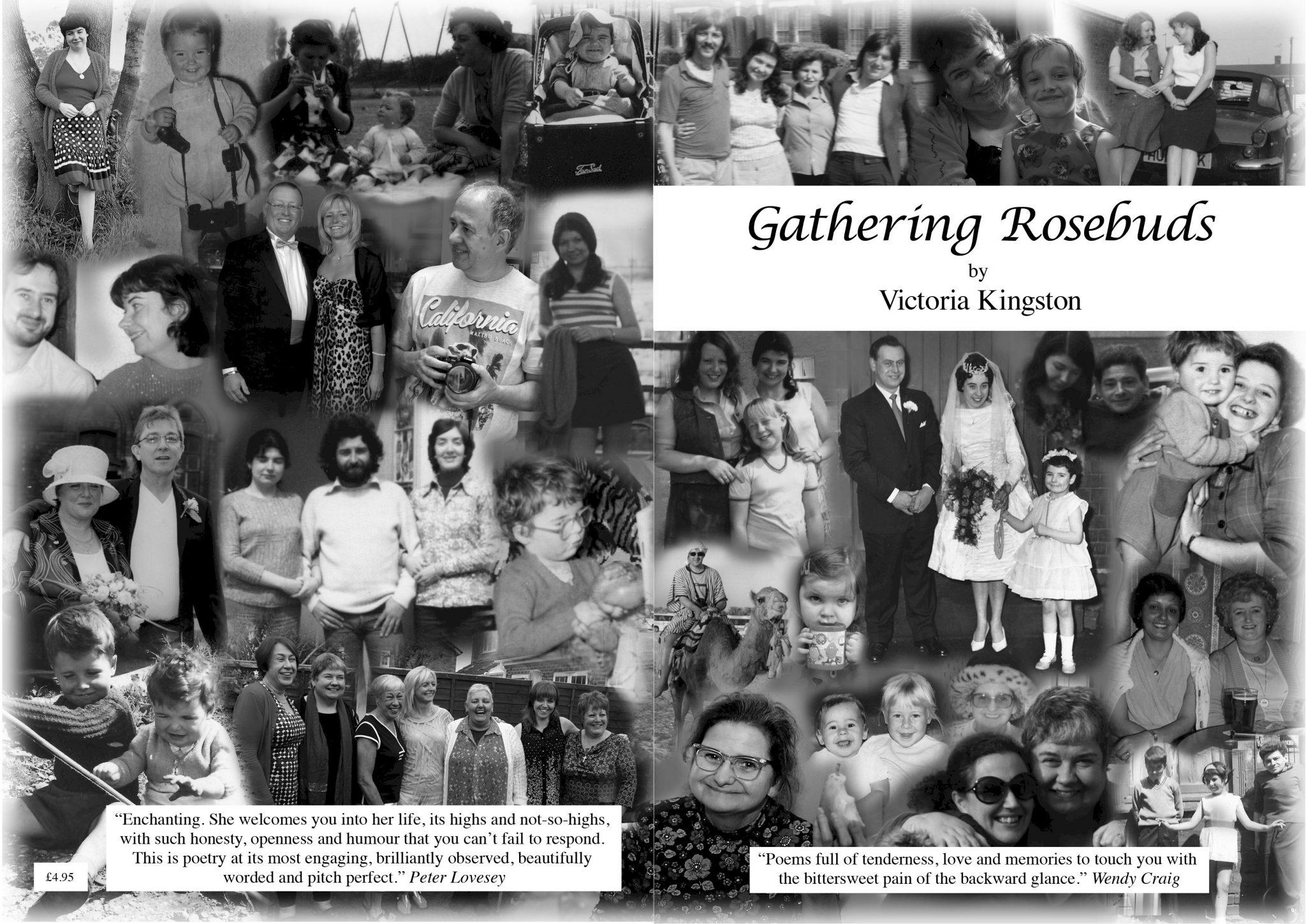 Book - Gathering Rosebuds